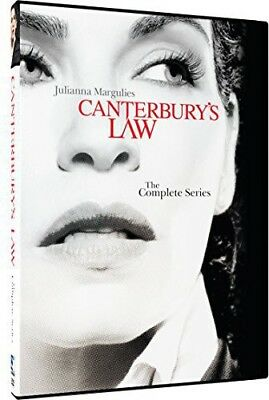 Canterbury's Law: The Complete Series [New DVD]