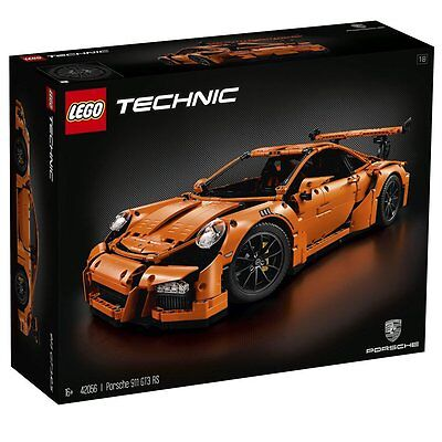 Lego Technic 42056 Porsche 911 GT3 RS - Brand New Boxed - Free UK Delivery