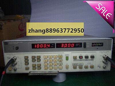 Used HP 8903B Audio Analyzer In Good Condition 60 days warranty zhang8