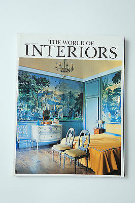 The World Of Interiors Magazine - March 2004