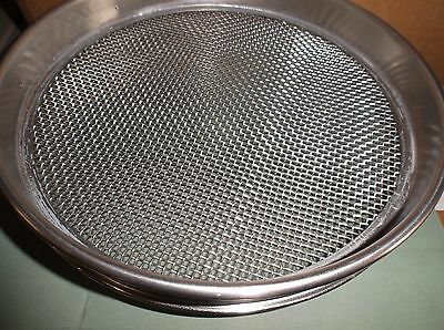 Vwr  # 10  Ss/ss  Sieve, New Old Stock