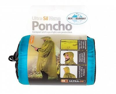 Sea to Summit Poncho 15D -