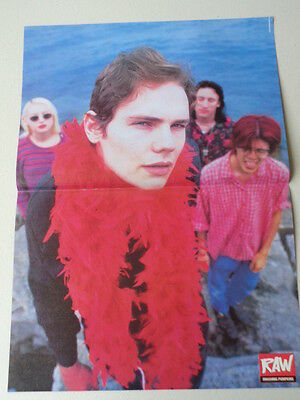 Soundgarden     Courtney Love           Picture / Poster  LMJ 91