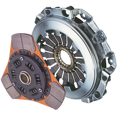 Exedy Stage 2 Clutch Kit, Fits Toyota 4AGE 200mm inc Bearing TK01T201