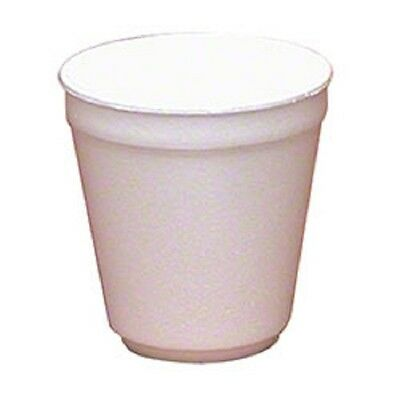 Styro 8FC styrofoam 16 ounce food liquid insulated container bowl 500 count