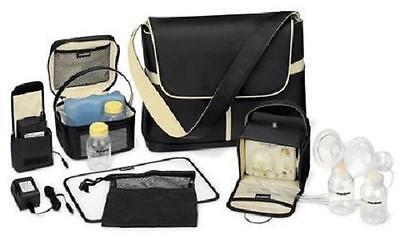 Medela Pump in Style Advanced Double Electric Breast Pump, Metro Bag (#57036)