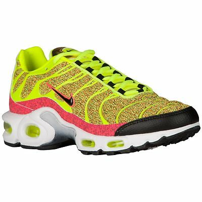 new style 03797 9e12c WOMEN'S NIKE AIR MAX PLUS SE - Volt/Black/Hot Punch | Reactive Earth  Collection