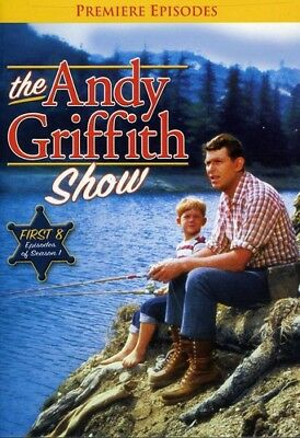 The Andy Griffith Show: The First Season, Disc 1 [New DVD] Full Frame, Sensorm