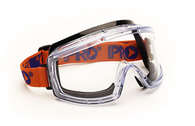 ProChoice SAFETY GEAR 3700 SERIES CLEAR MED IMPACT GOGGLES - CLEARANCE!