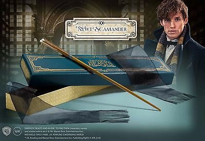 Newt Scamander's Wand Fantastic Beasts Harry Potter New in Collector's Box