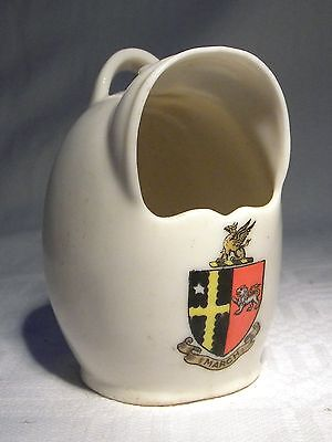 Goss Crested China   Salt Pot March  (B24)
