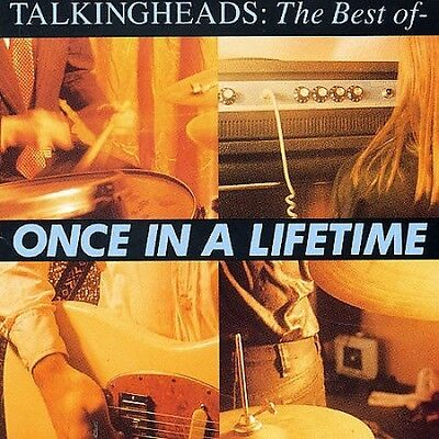 Best of Talking Heads: Once in a Lifetime by Talking Heads.