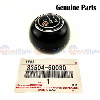 GENUINE Gear Lever Knob for 4 Speed Landcruiser FJ HJ 40 45 47 55 60 33504-60030