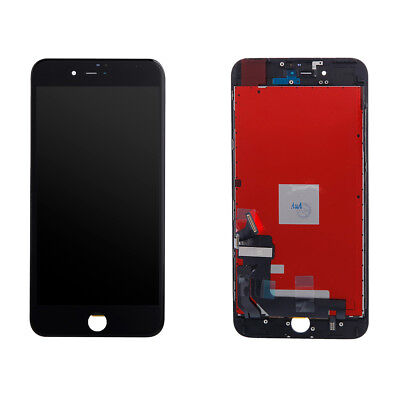 Black For iPhone 7 Plus LCD Touch Screen Digitizer Display Assembly Replacement