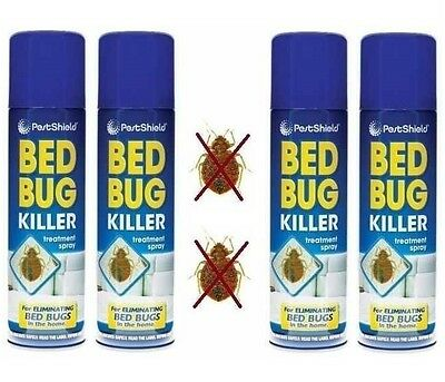 Bedbugs Spray Treatment Bug Killer House Room Kill Bed Bug Kit Pest Control