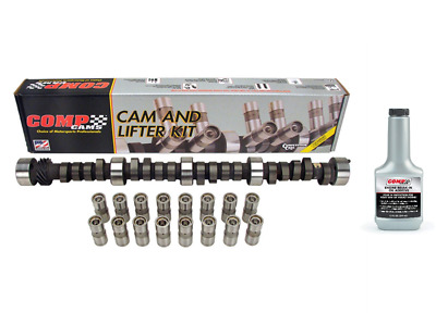 Comp Cams Cl12-212-2 Chevy Sbc 283 327 350 400 Hyd Camshaft & Lifters Kit 280H