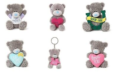 Me To You Small Tatty Teddy Bears - Keyrings - Bag Charms - Various Designs
