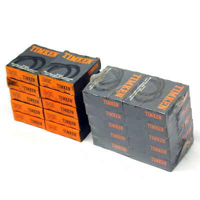 """(Lot of 20) Timken National 204502 Industrial Seal 1.750"""" x 2.561"""" x 0.250"""""""