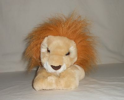 """2000 Commonwealth Animal Alley Toys R Us 19"""" Plush Lion"""
