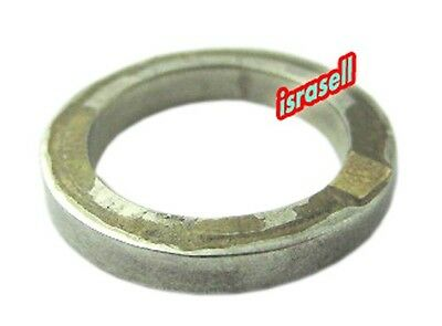 THE ONLY REAL AUTHENTIC KABBALAH FIVE METAL RING - Handmade in Israel - 5 Metals