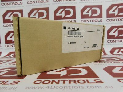 Modicon MA-0186-100 6dB Coax Splitter - New Surplus Sealed