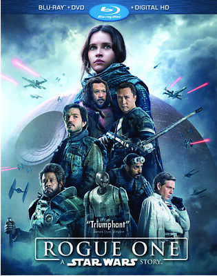Rogue One: A Star Wars Story [Blu-ray] Blu-ray