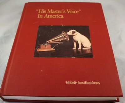 His Master's Voice in America VTMC RCA GE Story 1901-1991 With Employee Letters