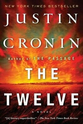 The Twelve A Novel (The Passage Trilogy) [New Book] Paperback, Series
