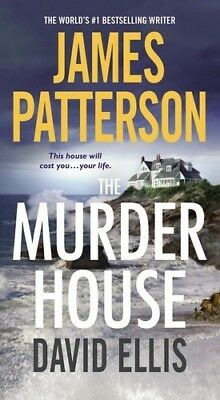 The Murder House [New Book] Paperback, Strippable Paperback