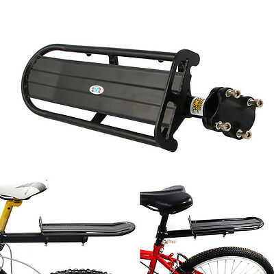 Post Extendable Seat Mountain Bike Cycling Bicycle Road Rear Carrier Rack VACA
