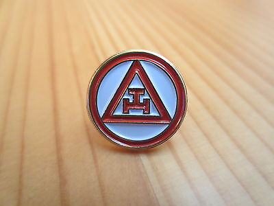 Masonic Lapel Pins Badge Mason Freemason B44 triangle