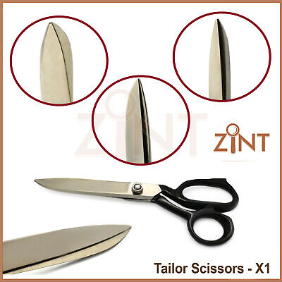 "NEW 8.5/"" STAINLESS STEEL PINKING SHEARS TAILORING DRESSMAKING SCISSORS PRIMA"