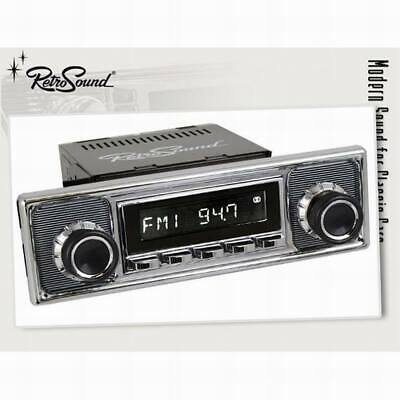 PORSCHE 911 993   Oldtimer Auto Radio Optik Becker Design UKW FM AUX AUX-In