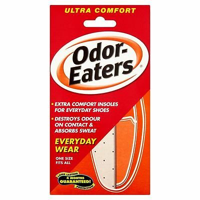 Odor-Eaters Insoles Ultra Comfort Pr x 2 pack
