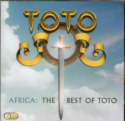 Africa: The Best of Toto by Toto.