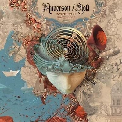 Invention of Knowledge by Jon Anderson.