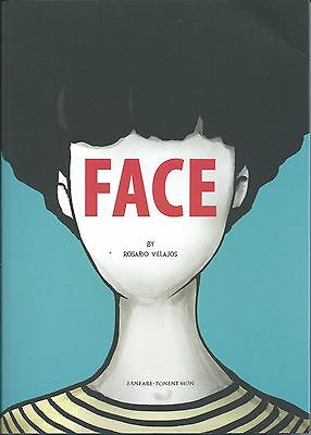 FACE by Rosario Villajos