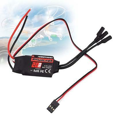 20A 40A Hobbywing ESC Skywalker Electronic Brushless Motor Speed Controller T(T#