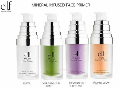E.l.f. Cosmetics Elf Mineral Infused Face Primer