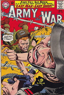 Our Army At War #152 – DC Comics – G +