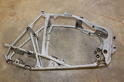2001 Bombardier DS 650 Frame Chassis 2607