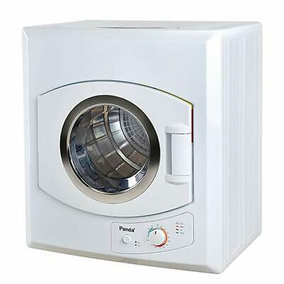 Panda Portable Compact Cloths Dryer Apartment Size 110v stainless Steel Drum ...