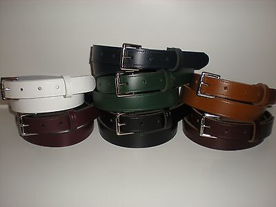 Real Leather Childrens Belts (20mm TR2)