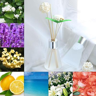 1x Aroma Diffuser Air Freshener Perfume Fragrance Essential Oil Reed Diffuser A#