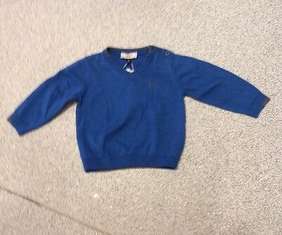 ARMANI Baby Boys Sweater,  9 months, Brand new with tag.