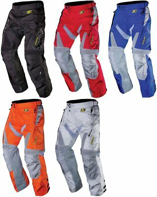 Klim Mens Mojave Over-The-Boot MX Offroad Textile Pants
