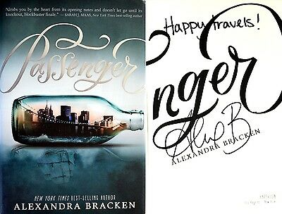 Alexandra Bracken~SIGNED IN PERSON~Passenger~1st/1st + Photos!