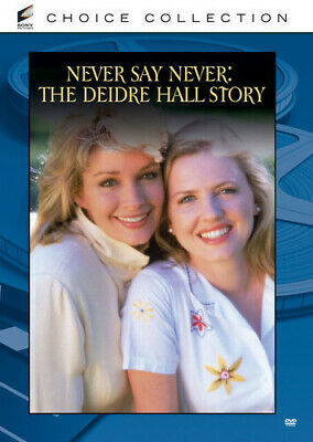 Never Say Never: The Deidre Hall Story [New DVD] Manufactured On Demand