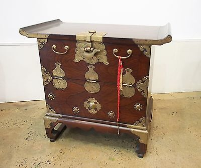 Vintage Korean Bandaji Chest