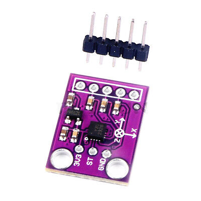 ADXL337 3-Axis GY-61 Replacement ADXL335 Module Analog Output Accelerometer UK